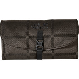 Jack Wolfskin Waschsalon Y.D. Pochette, brown big check